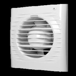 Вентилятор Эра ЭРА 5 ЕТ (125 мм) вытяжной таймер HT D125 датчик влажности
