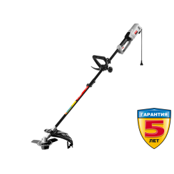 Коса Зубр электрическая с вех двигателем 1200 Вт ЗКРЭ-38-1200