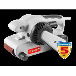 Машина ленточная шлифовальная,ЗУБР ЗШЛМ-76-950,лента 76*533 мм,скорость ленты 360м/м 950вт