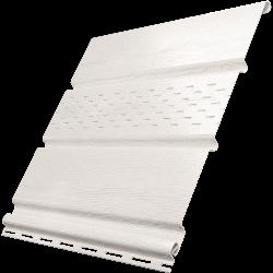 Соффит (ПВХ).0300.Н., 003, белый