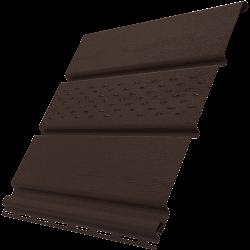 Соффит (ПВХ).0300.Н., 497С, коричневый