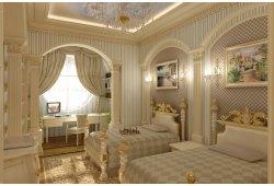 Архитектурно-декоративные элементы из полиуретана в интерьере