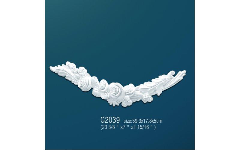 Декоративный орнамент G2039 59,3х17,8х5см