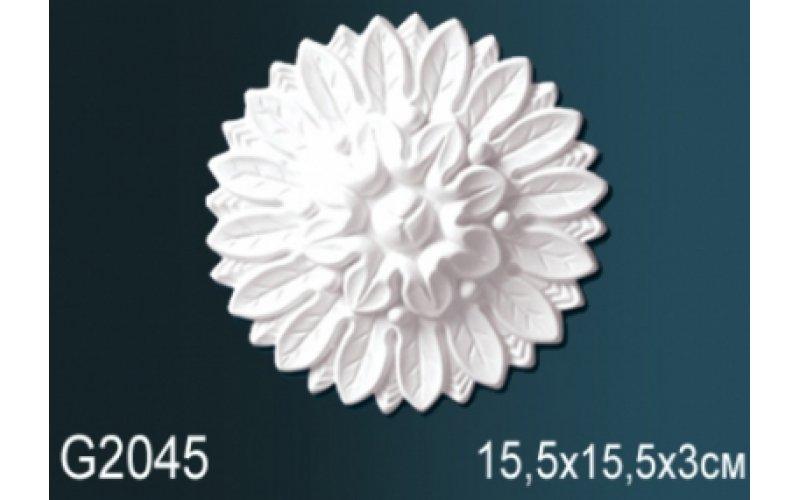 Декоратинвая розетка G2045 15,5см