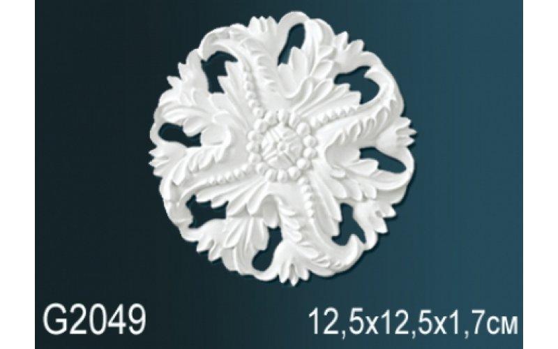 Декоратинвая розетка G2049 12,5см