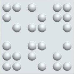 Декоративная 3D панель Morits (YD-01) 500*500mm