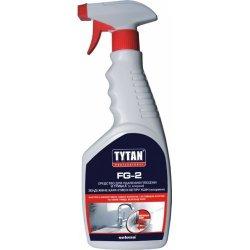 Средство для удаления плесени и грибка( с хлором) 0,5л TYTAN FG-2