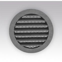 Вентиляционная решетка 12,5 РКМ Алюминий D150mm