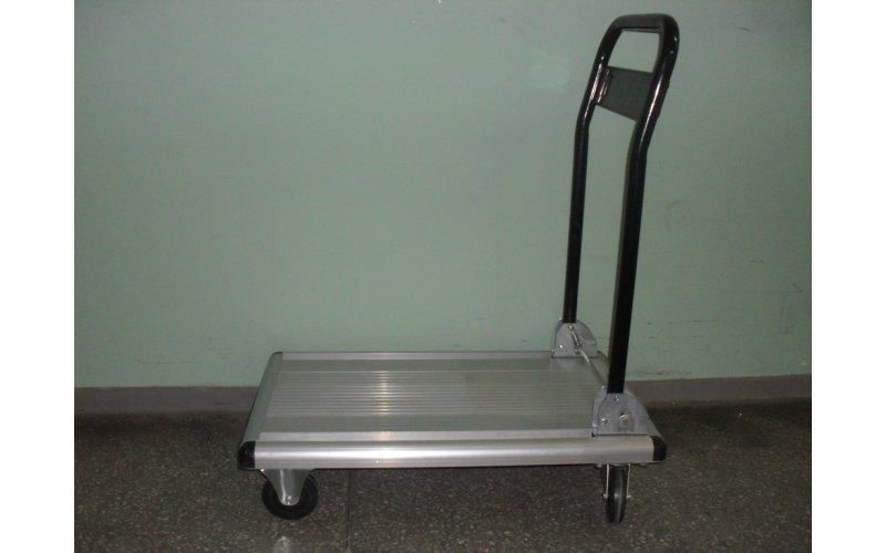 Алюминиевая тележка 150кг, 74х47х83см, HJ1050А