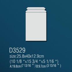 База из полиуретана D3529 (25,8*40*12,9см)