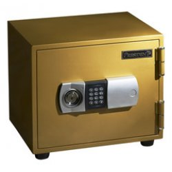 Сейф LS1-D GO (золото) 416*346*364 29 кг эл.код