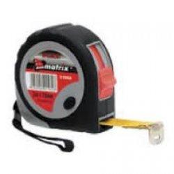 Рулетка для измерения Black,3мх16мм,магнитный зацеп//MATRIX  31013