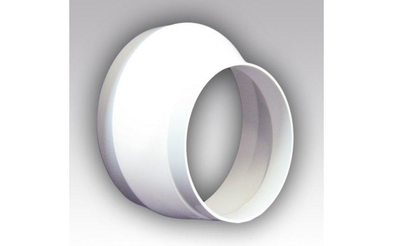 Соединитель для воздуховода эксцентриковый 1012.5РЭП (D100/125)