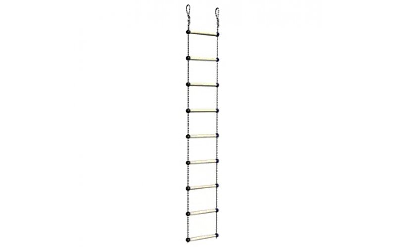 Лестница веревочная (2,3*0,28м) ВО 91.05-10