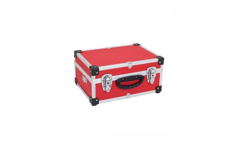 Кейс алюминиевый  красный  (320х230х155) PRM10106R