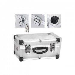 Кейс алюминиевый  серебристый  (320х230х155) PRM10106S