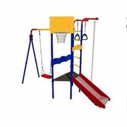 Детская площадка Космодром 14 с горкой (СК-3.3.14.23-01)