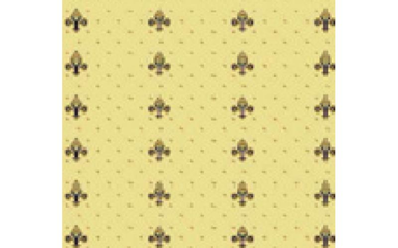 Ковролан Aquarelle 157 8 41033 бежевый с лилиями, 4м