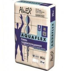 Гидроизоляционная смесь Аквафлекс ALINEX 25кг