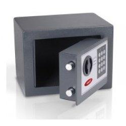 Сейф для денег электронный  (250х350х250)  MOT SA10EL