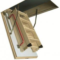 Лестница-люк чердачная Fakro Komfort 130x70 h=305