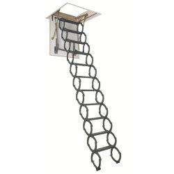 Лестница-люк чердачная металлическая Fakro LST 120x60 h=280