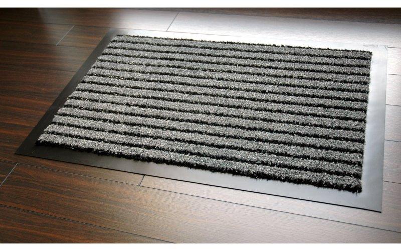 Грязезащитный коврик Grattant 04,  60х90, т.серый, ( коричневый
