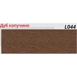 Плинтус ПВХ, L044