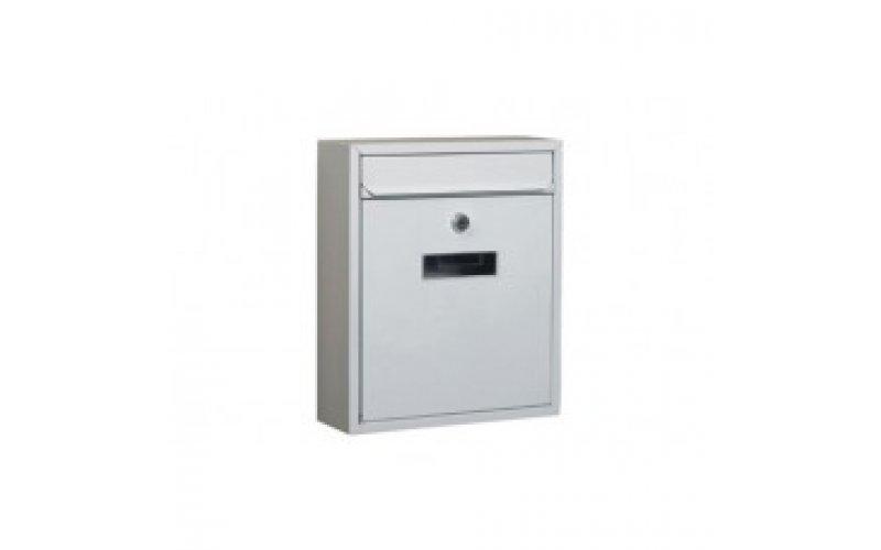 Почтовый ящик IBIZA  Металлический белый  BG.400.01