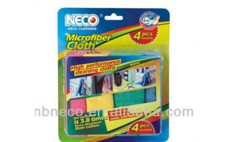 Набор тряпочек из микрофибры 30*40см 40-0001-13