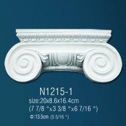 Капитель N1215-1 ( 20 x 8.6 x 16.4см)