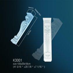 Декоративная консоль К3001 105х20х18см