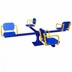Карусель с сиденьями (ИО-1.2.03.04)