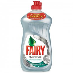 Fairy Platinum Ледяная свежесть 480мл.