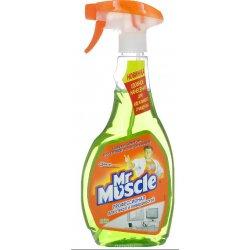 Mr Muscle для стёкол и других поверхностей со спиртом тиггер 500мл