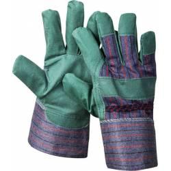 Перчатки Stayer рабочие зеленые XL 1132-XL