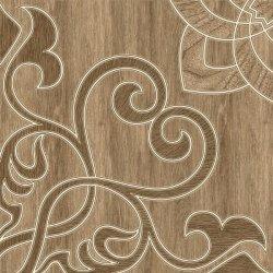 JARDIN ПОЛ 44X44 коричневый