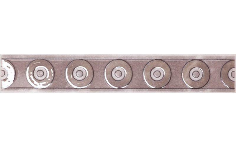 Бордюр Капелла AC124-6182 25х4,2 цена за 1 шт
