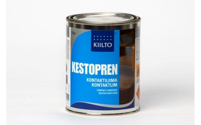 Kiilto Kestopren Контактный влагост. клей 3кг