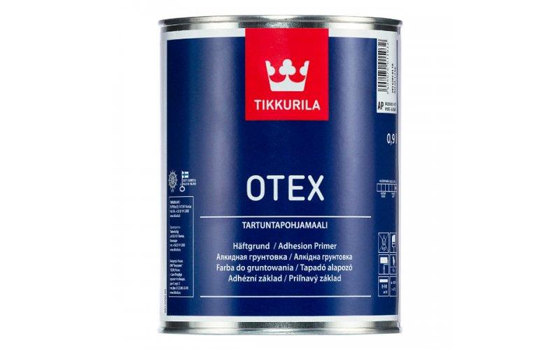 Otex  адгезионная грунтовка 0,9л