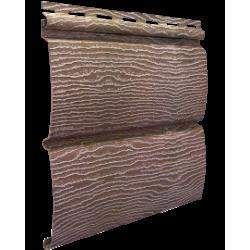 """Сайдинг (ПВХ).0230.Н. """"Тимбер-Блок"""", дуб натуральный"""