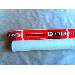 Мембрана строительная Технохаут А (70 м2 в рулоне) плотность 75гр/м2