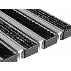 Модульные решетки СИТИ РС (Сити бруш+текстиль+скребок)  600 х 400   01108