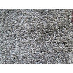 Бытовой ковролин  Украина Shaggy De LUXE  Frize  100% PP 8000/95  Серый  4,0м