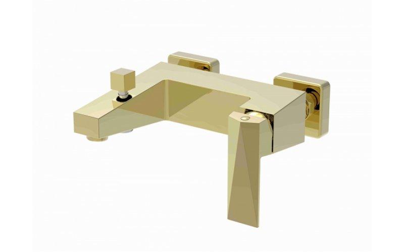 Cмеситель для ванны/душ F676110G-01 ICEBERG-GOLD